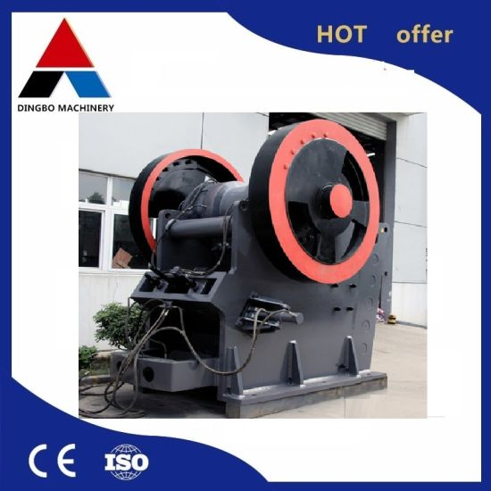 New Condition Portable Diesel Jaw Crusher pictures & photos