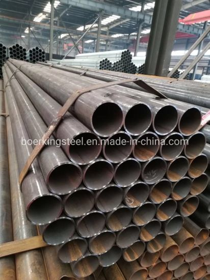 ASTM A333, St35 St52 Q345 Alloy Steel Seamless Pipe Tube for Industry