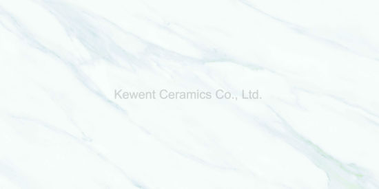 Carrara White 600X1200mm 4.8mm Thickness Porcelain Thin Tile Building Material pictures & photos