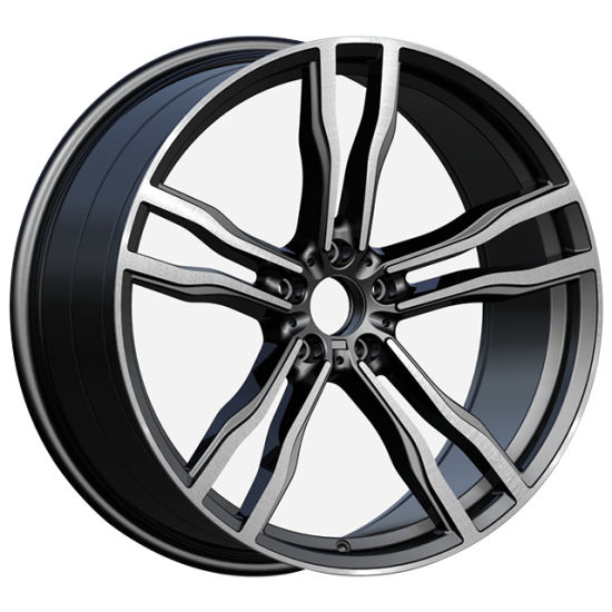 New Design 22 Inch Pcd 5x112 120 Replica Alloy Wheels For Bmw China Rims Car Rims Made In China Com