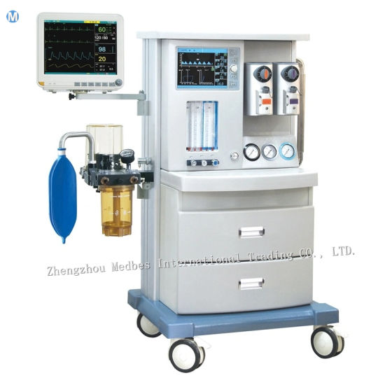 Pediatric Adult Portable Anaesthesia Anesthesia Machine with Ventilator