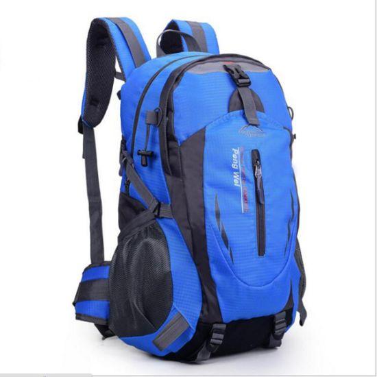 Lightweight Foldable Backpack Sports PE Travel Bag Camping Rucksack Waterproof