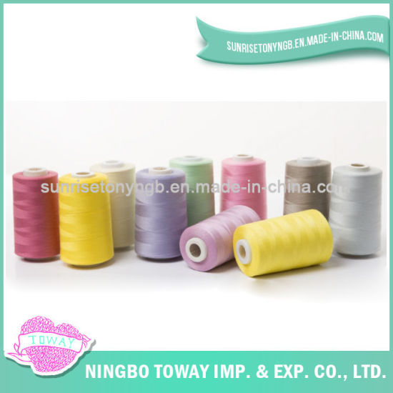 Wholesale Online Wooly Nylon Thread for Sewing Embroidery pictures & photos