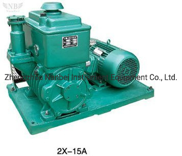 2X-15A The Vacuum Pump with Factory Price pictures & photos