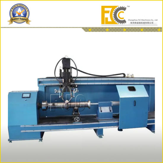 CNC Automatic Hydraulic Oil Cylinder Welding Machine pictures & photos