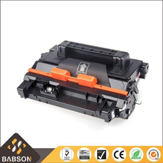 4 CF281A 81A Black Laser Toner Cartridge for HP Laserjet Flow MFP M630f m630h