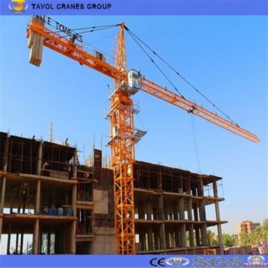 China Best Sell Construction Machinery Tower Crane pictures & photos