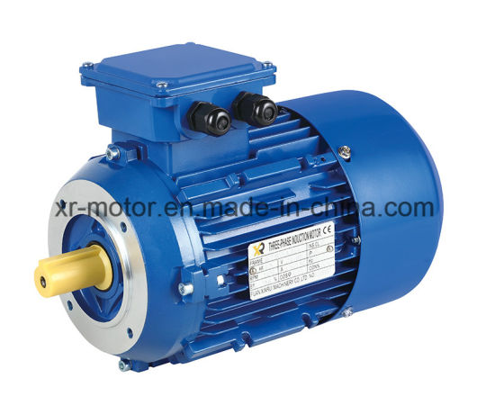 1.5kw/ 4poles Ms Series Three-Phase Induction AC Motors Aluminum Housing pictures & photos