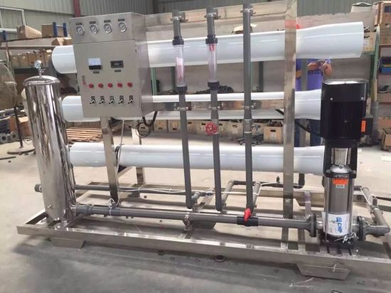 3 Tons Reverse Osmosis Water Treatment Equipment