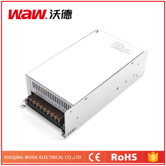 China 600W 24V 25A Switching Power Supply with Short Circuit ...