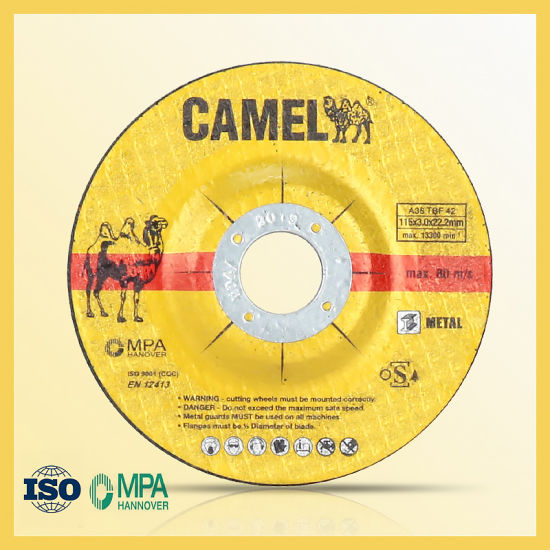 80m/S Grinding Wheel for Angle Grinder