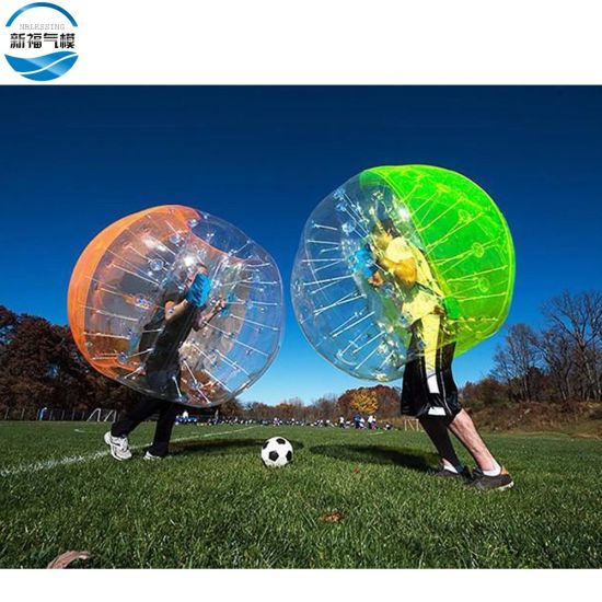 Factory Manufacture PVC Inflatable Playground Adult Body Bumper Ball pictures & photos