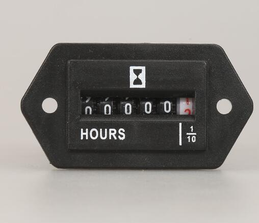 Hour Meter Counter Mechanical Display Meter for Motor pictures & photos