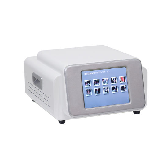 Low Intensity Focus Mobile Male Erectile Dysfunction Shockwave Therapy Machine Sw17