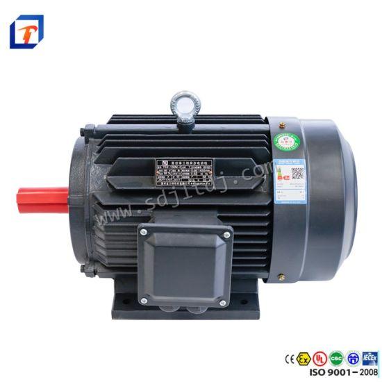 Jinlite Ie3 Series 7.5kw AC 10HP Electric Motor