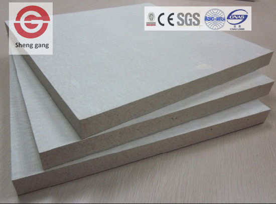 3 20mm Non Asbestos Fireproof Material Magnesium Oxide Wall Board