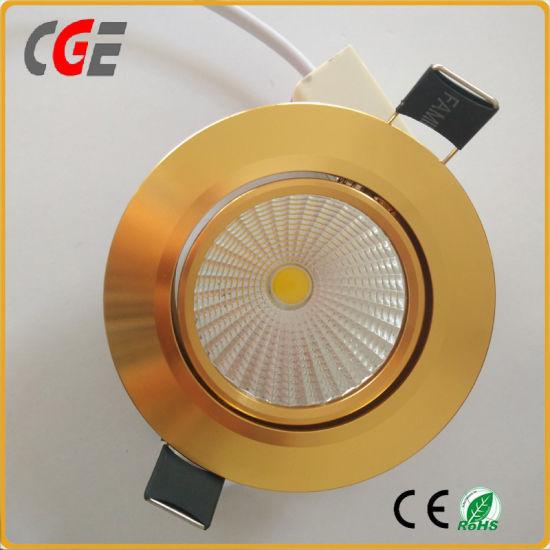 China Led Spot Light 3w 5w 7w 12w 15w Spotlighting