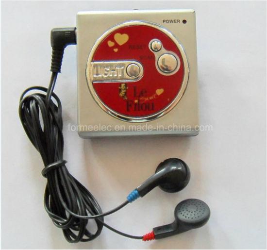 FM Mini Radio Electronics Gift Promotion Gift Advertising Gifts