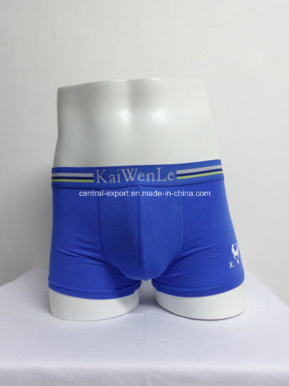 Cotton Men Boxer Short Men′s Underwear pictures & photos