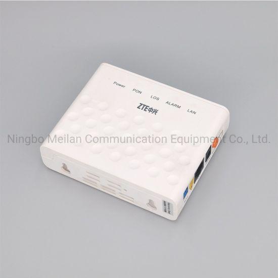Zxhn F601 Gpon 1ge FTTH Ont with Zte English Firmware