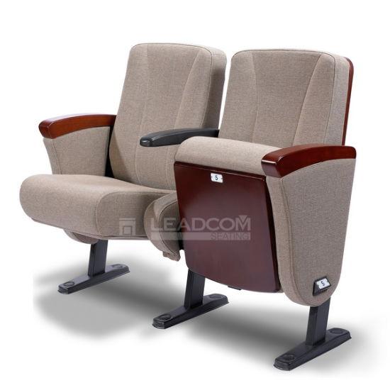 Leadcom Auditorium Seating for Sale Church Chair (LS-10601 Series)