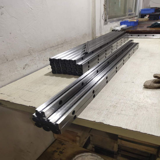 440c 9mm Cold Drawn Shaped Steel Profile for Linear Guideway pictures & photos