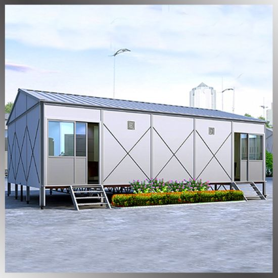 China New Design Prefab Houses For