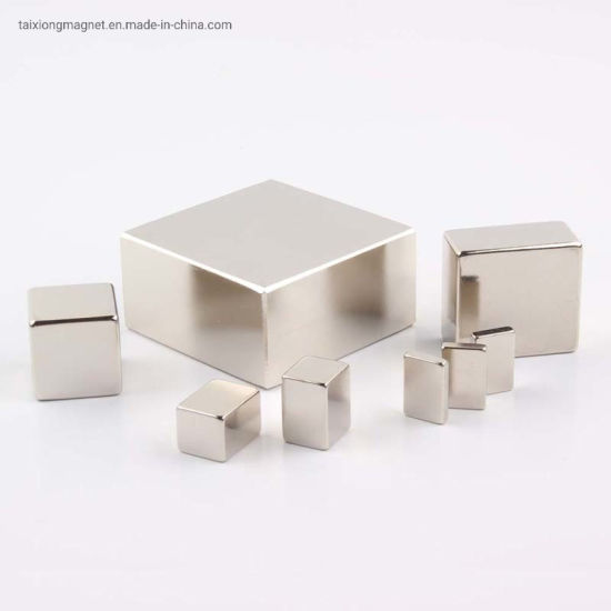 China Supplier N35-N52 Powerful Large Permanent Magnet