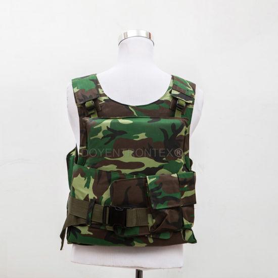 1.76kg Nij Standar PE Bulletproof Vest (TYZ-BV-095)