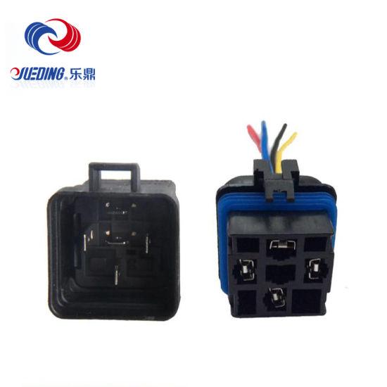 China Supplier Wholesale General Electric Automotive Automotive Auto Relay