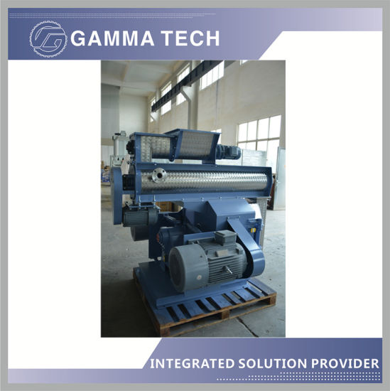 1-2tph Poultry Eqipment /Animal Pellet Mill Machine with Hammer Mill/Mixer/Cooler with Best Quality