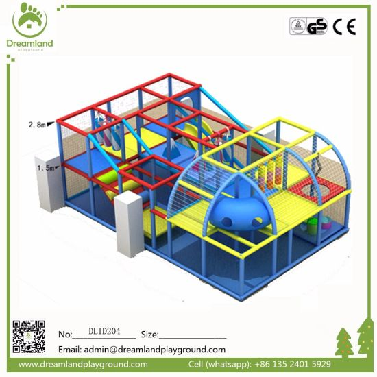 Professional Indoor Playground Suppliers Indoor Playground Parts pictures & photos
