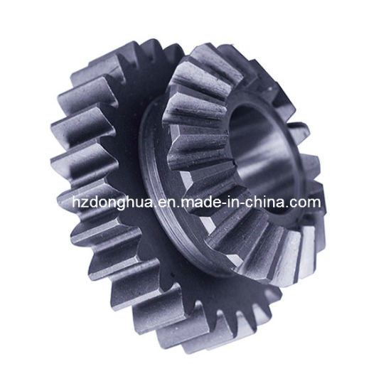 16 to 30 Teeth Number Straight Bevel cast Gear