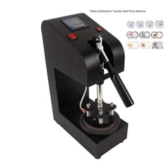 Sublimation Digital Control Plate Heat Press Machine