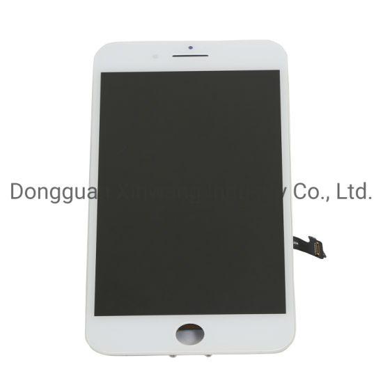 Manufacturer Good After-Sales Service LCD Screen Display Mobile Phone Accessory Part for iPhone 7plus