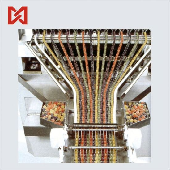 Commercial Hot Full Automatic Chocolate Filling Sealing Machine