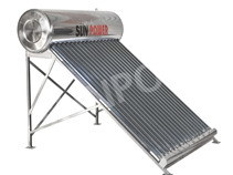Non Pressure Solar Water Heater (CE&Solar Key Mark&SRCC&SABS Certificate)