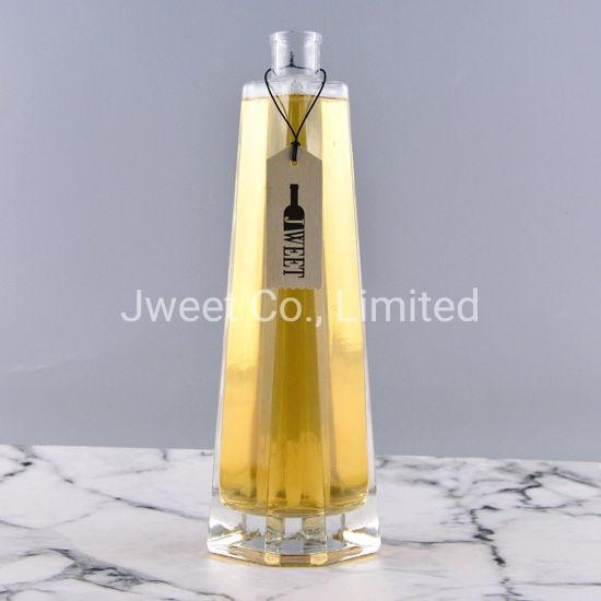 Liquor Glass Bottle Packaging 750ml