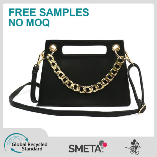 Casual Hand B/L Chain Shopping Shoulder Crossbody Lady Bag