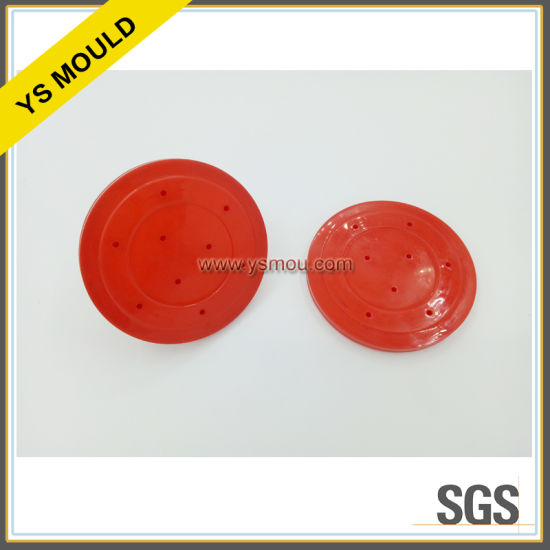 2 Cavities Cold Runner Diameter 120mm Candy Cap Mould pictures & photos