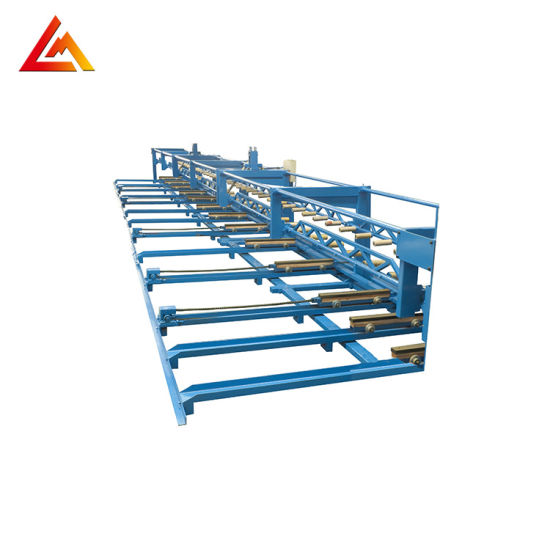 Customization Glazed Tile Roll Forming Machine with Auto Stacker