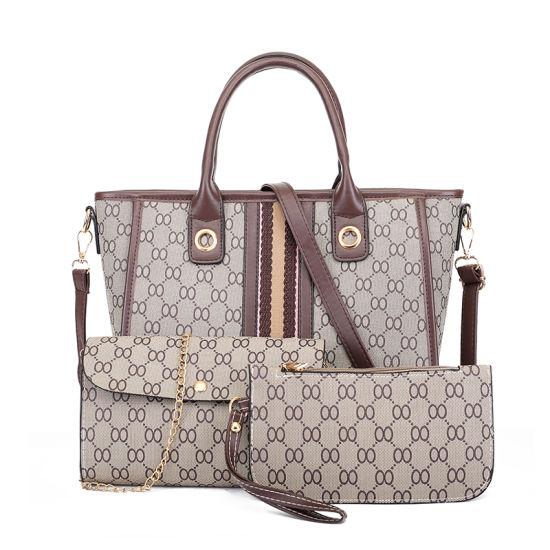 Leather Woman Designer Handbags Famous Brands Purse Bag