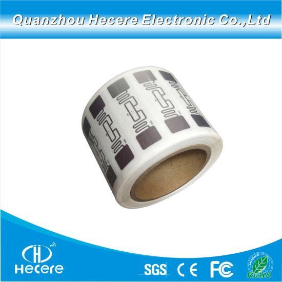 9662 860MHz-960MHz Global EPC Gen2 Alien H3 RFID UHF Tag