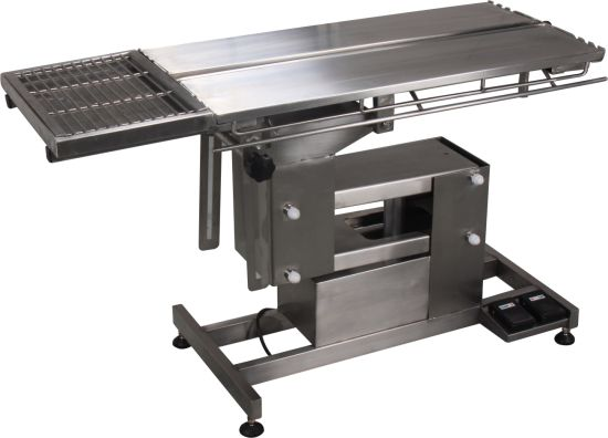 Stainless Steel Veterinary Medical Equipment Clinic Surgery Operating Table