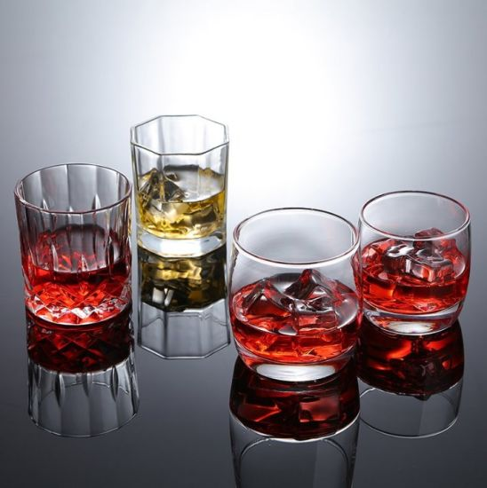 Wholesale Design Shot Glass Water Vodka Whisky Wine Drinking Glass pictures & photos