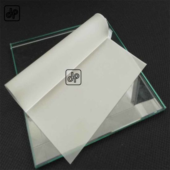 Laminating PVB Film Safety Glass with En, Ce, ISO Certificate