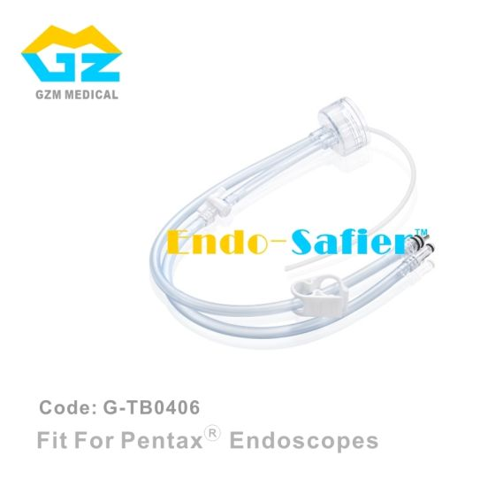 Endoscopy Air/Water Tubing with Light Source Input for Pentax Endoscopes pictures & photos
