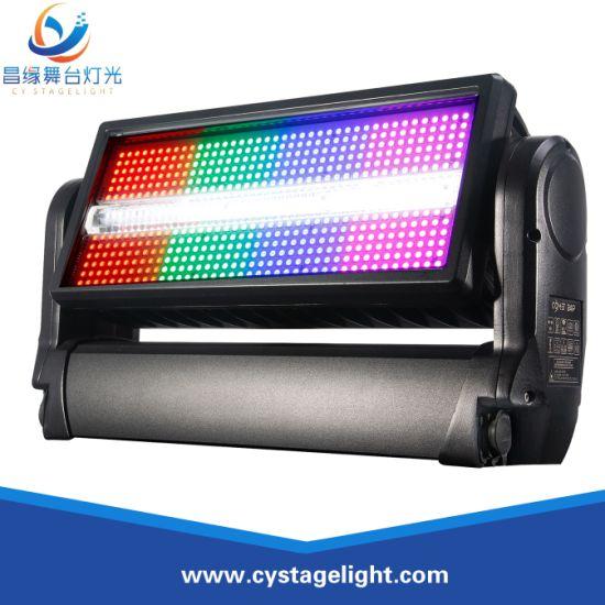 New Outdoor Wireless 1000W SMD5050 4in1 RGBW LED Strobe/DJ/Stage Light