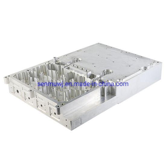 Monthly Deals High Precision Wholesale Aluminium Milling Parts for Telecom