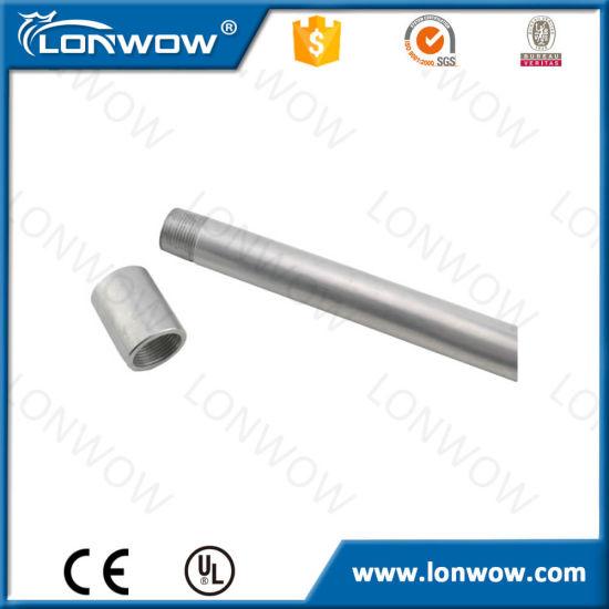 4 Inch Round Rigid Aluminum Conduit Metal Pipe